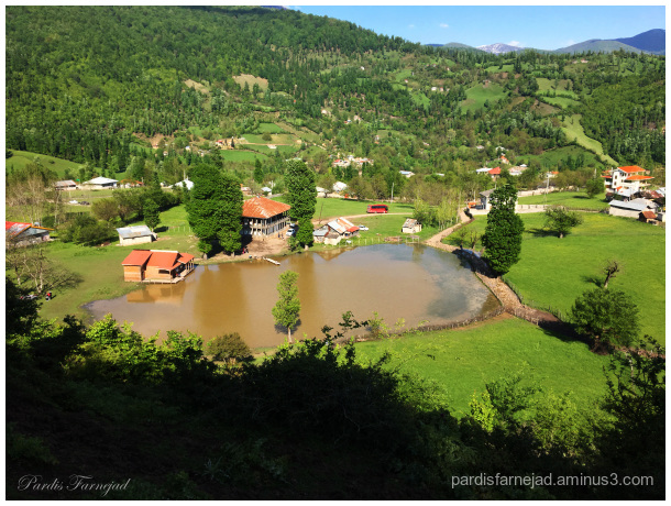 Estakhrgah Village