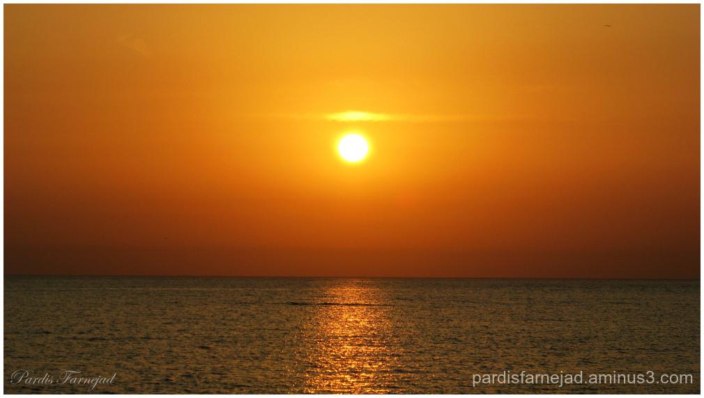 Bushehr - Sunset