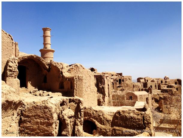 Kharanq Village