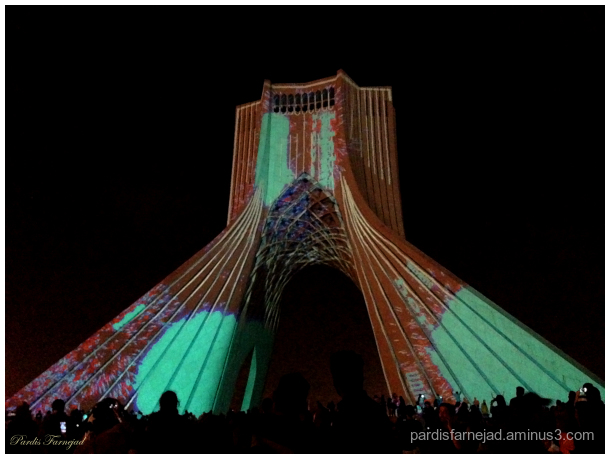 """Azadi Tower"""