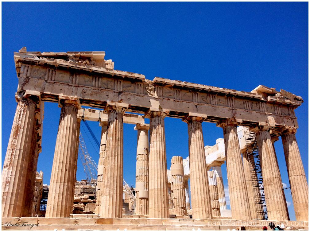 """""""Parthenon - Acropolis"""""""