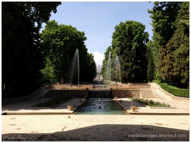 Shazdeh Mahan Garden