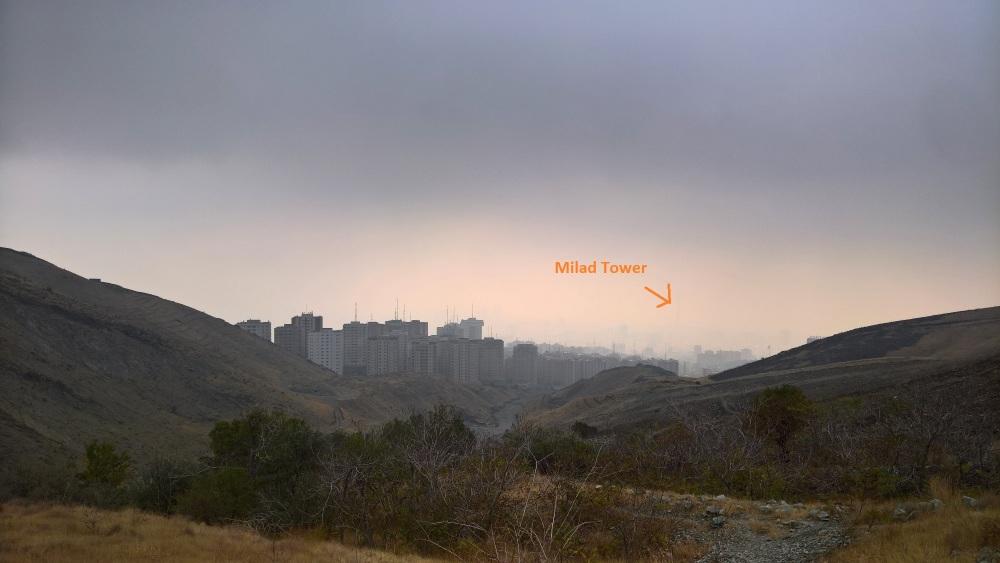Up Tehran