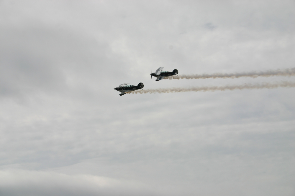 Two Bi-Planes