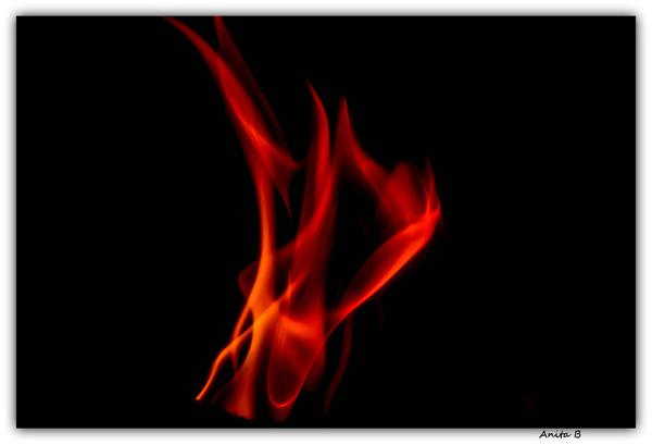 Flamme !