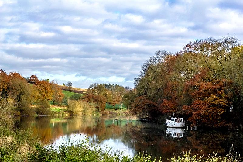 Un si bel automne ...!