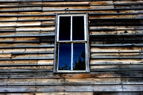 Flour-mill window