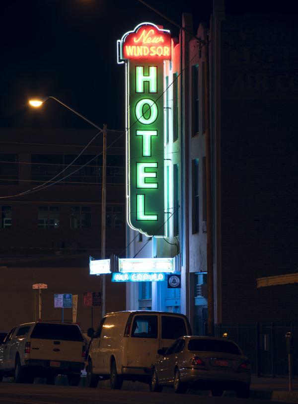 New Windsor Hotel