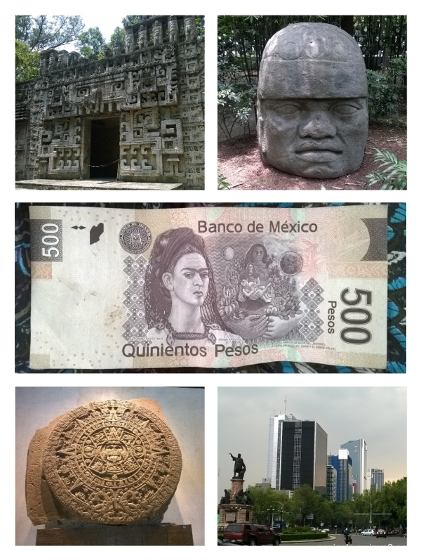National Museum of Anthropology, Mexico