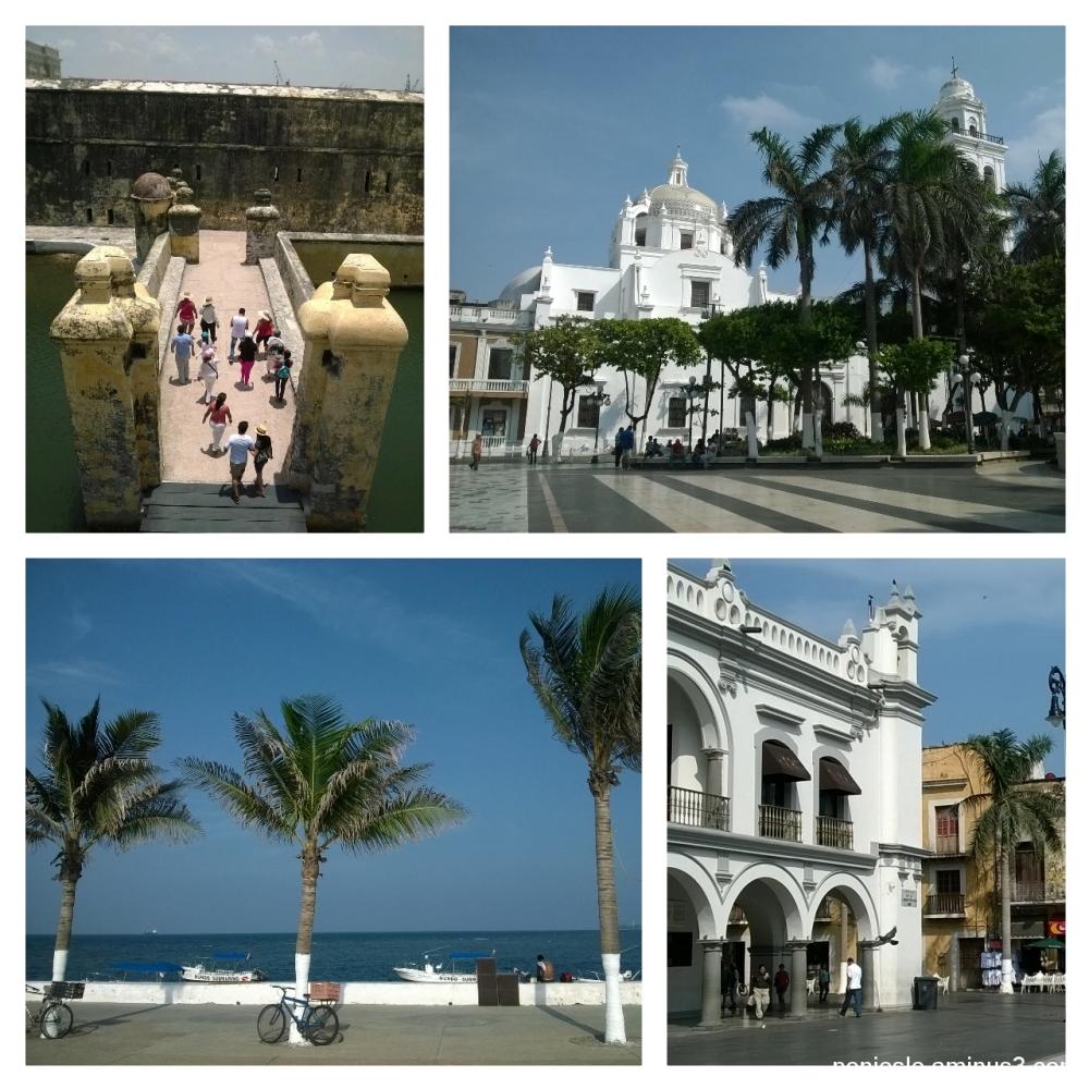 Veracruz walks