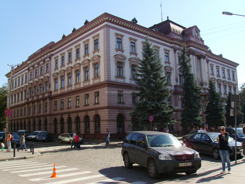 Medical  University  in  Ivano - Frankivsk