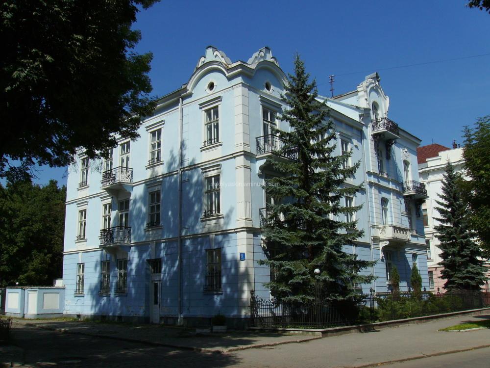 """Hotel  """"Auskosprut""""  in  Ivano - Frankivsk"""