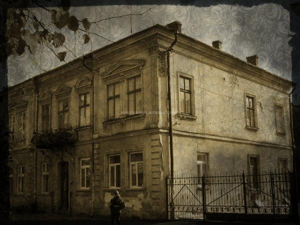Living  house  in   Striy