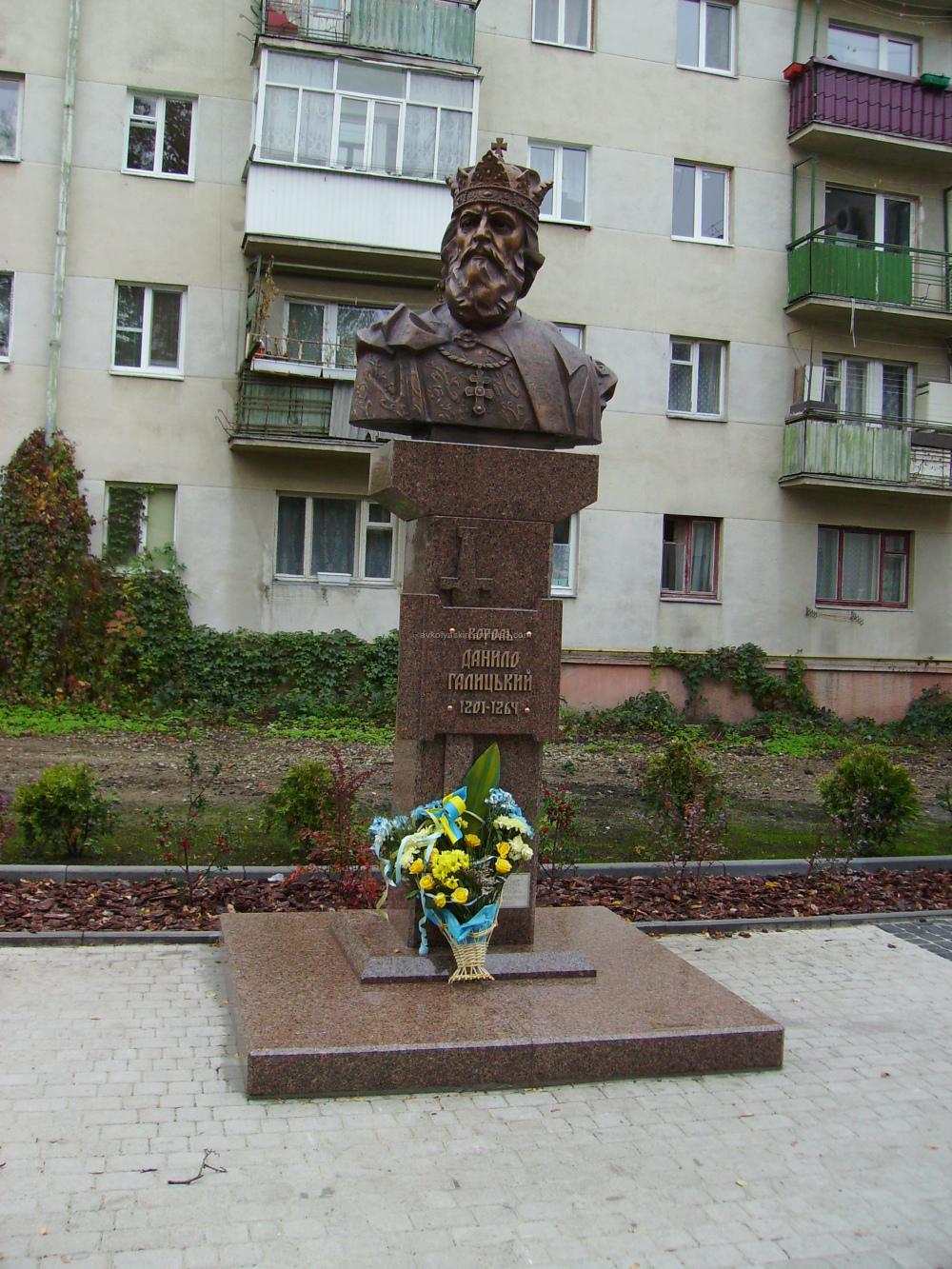 Danylo   Galitsky   memorial
