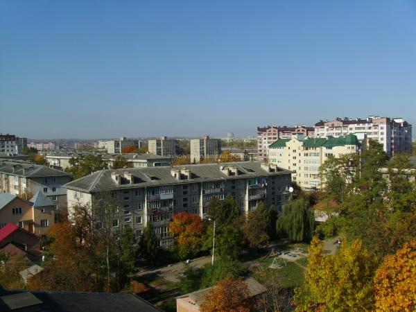 In   Ivano - Frankivsk