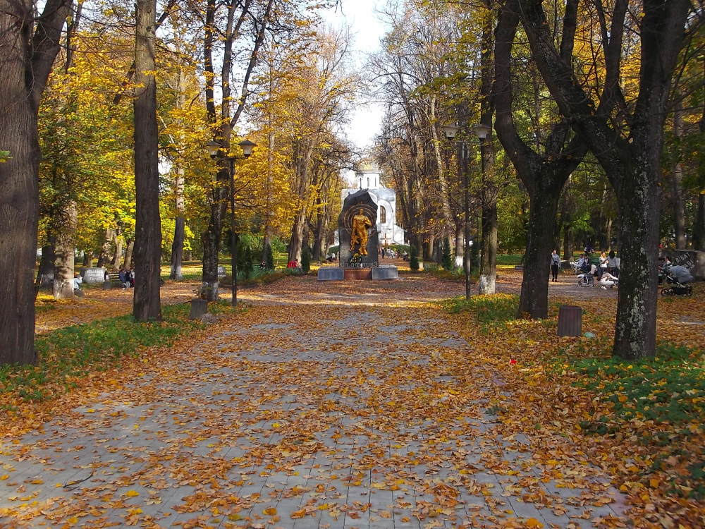 Autumn   in   Ivano - Frankivsk