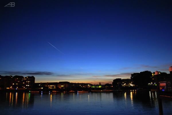 A London evening