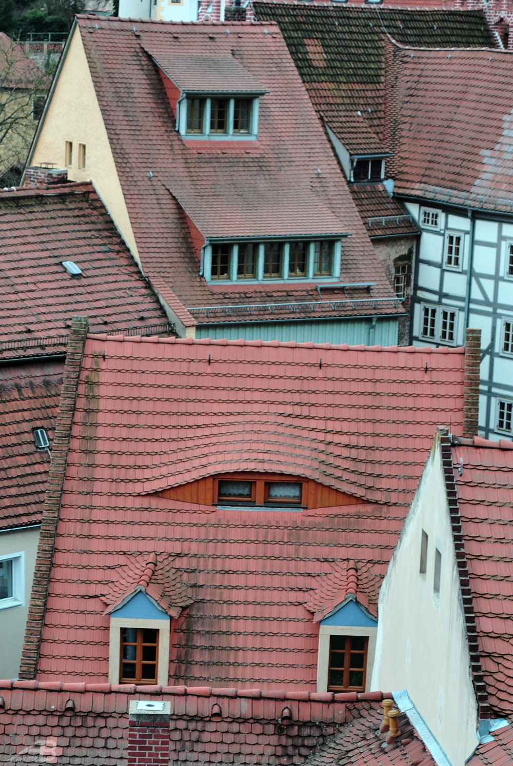Roof design Germany