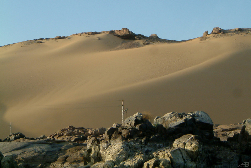 Desert, Lybia