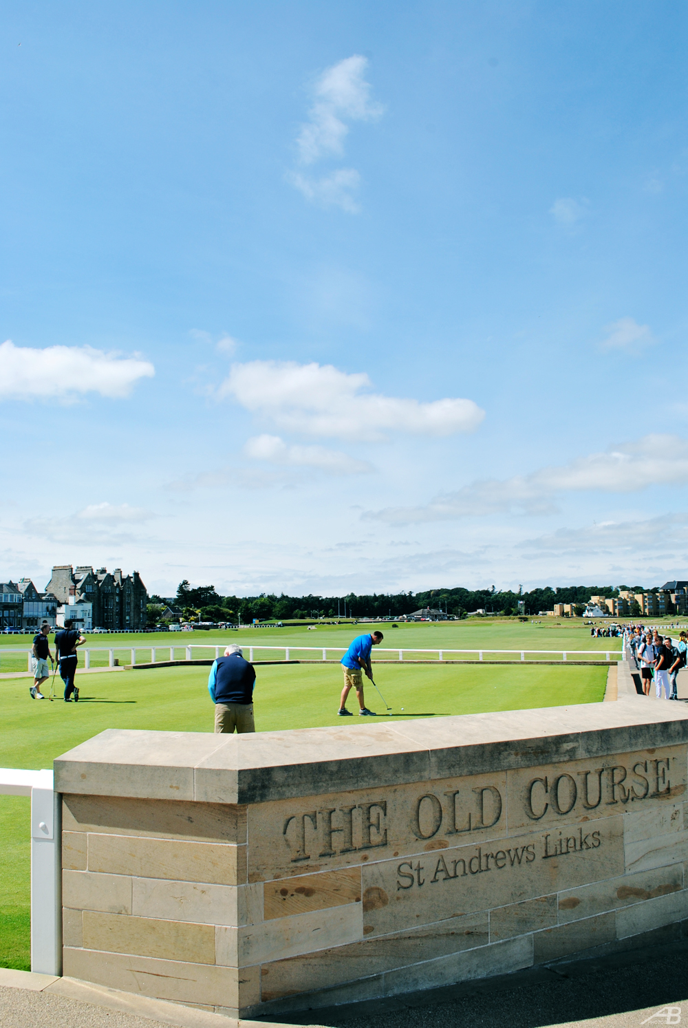 The Old Course, St Andrews Links