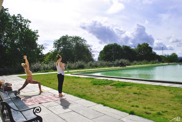 Yoga in Oslo