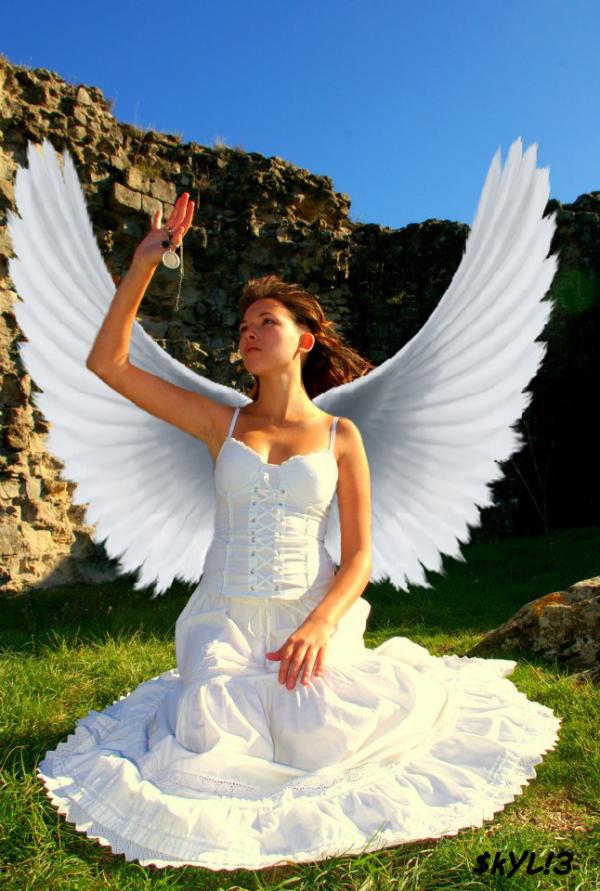 L'attente de l'ange