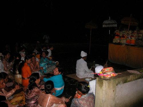 Penestanan Village Celebration