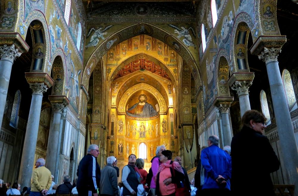Palermo, arabo-normanna e bizantina
