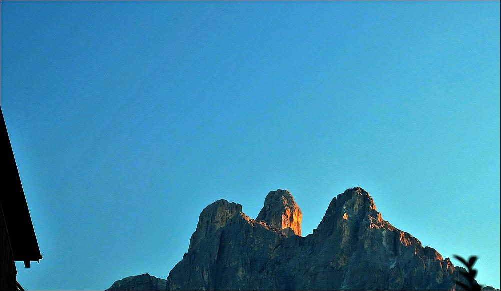 Dolomiti. Le Pale di San Martino.