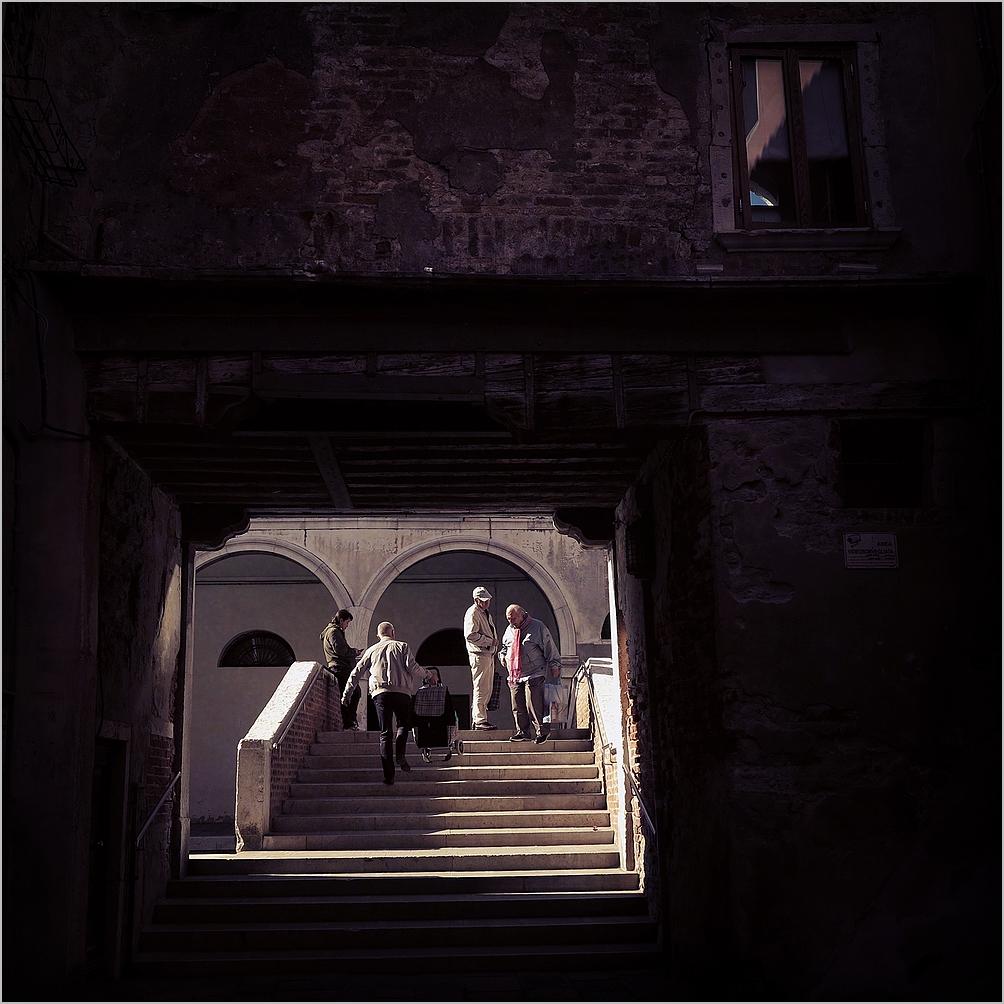 Venezia, daily life...