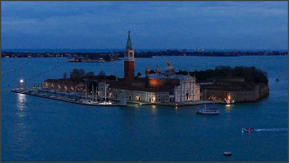 Isola di San Giorgio, Venezia