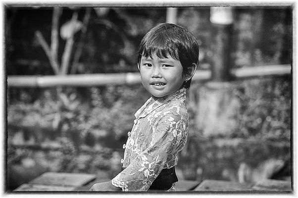 Balinese (At the Temple's Door)