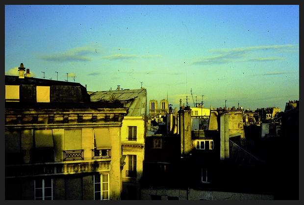 Paris, 1983.