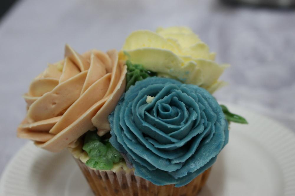 Cupcakes by Jiae