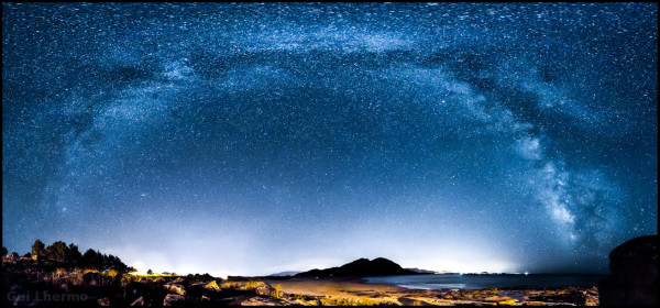 Monte Louro Milky Way