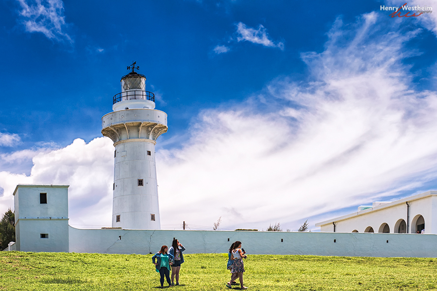Eluanbi Lighthouse Kenting Taiwan