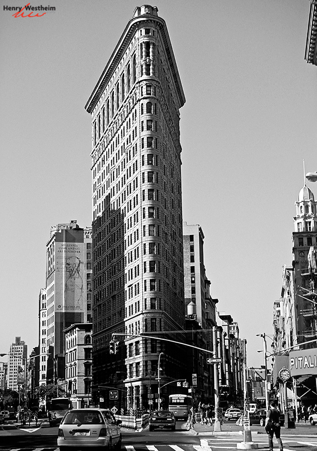 Flatiron Building, New York City, USA