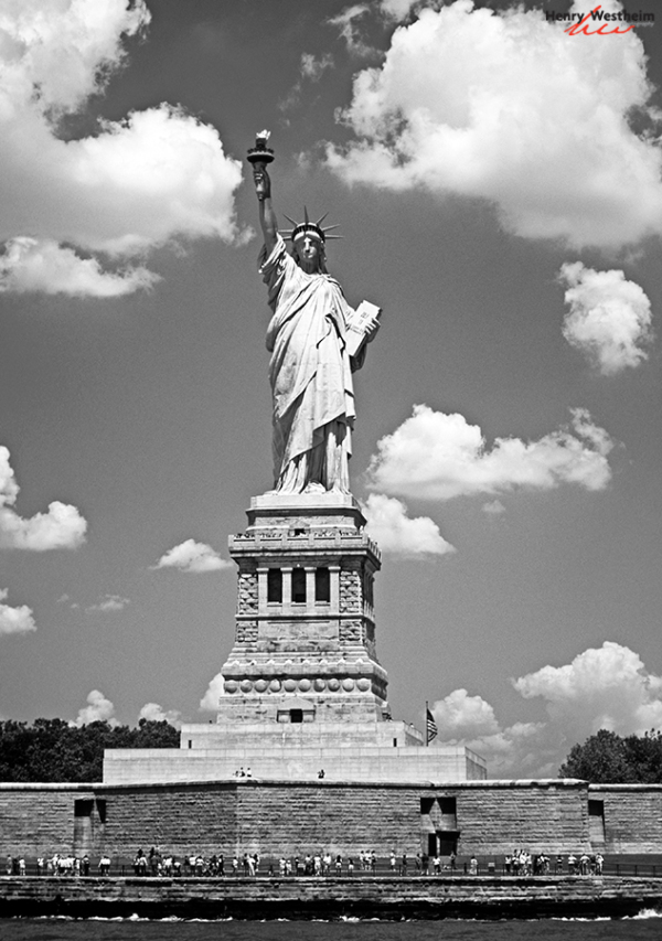 Statue of Liberty New York City USA