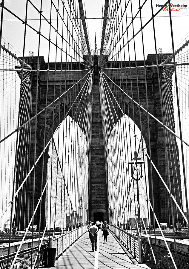 Brooklyn Bridge New York City NYC USA