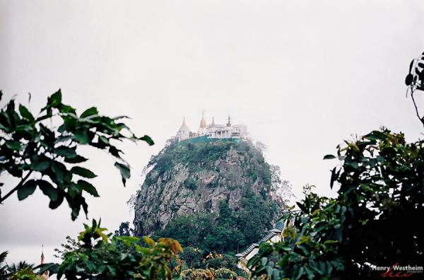 Myanmar (Burma), Mt. Popa