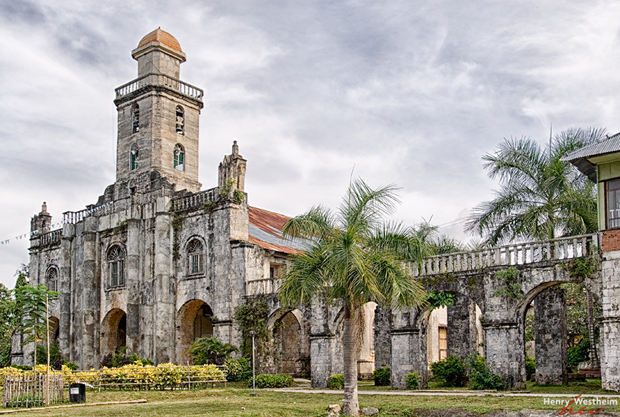 Albuquerque Church, Bohol, Philippines