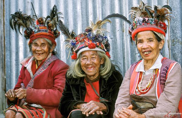 Philippines, Ifugao Women, Banaue, Luzon