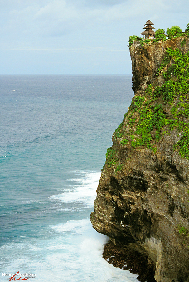 Bukit Peninsula, Bali Cliff of Ulu Watu, Indonesia