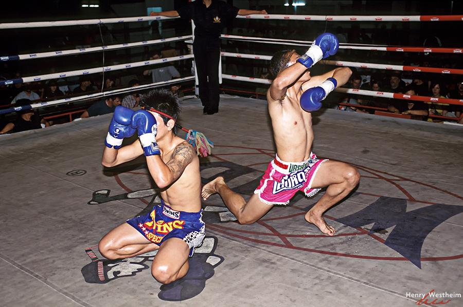 Thailand, Muay Thai Boxing