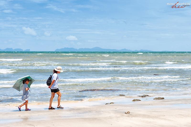 The Beach, Koh Jum Island, Krabi, Thailand
