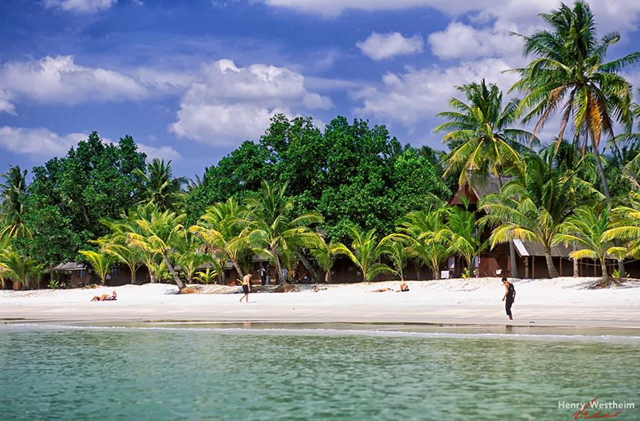 Malaysia, Langkawi Island, Pantai Cenang