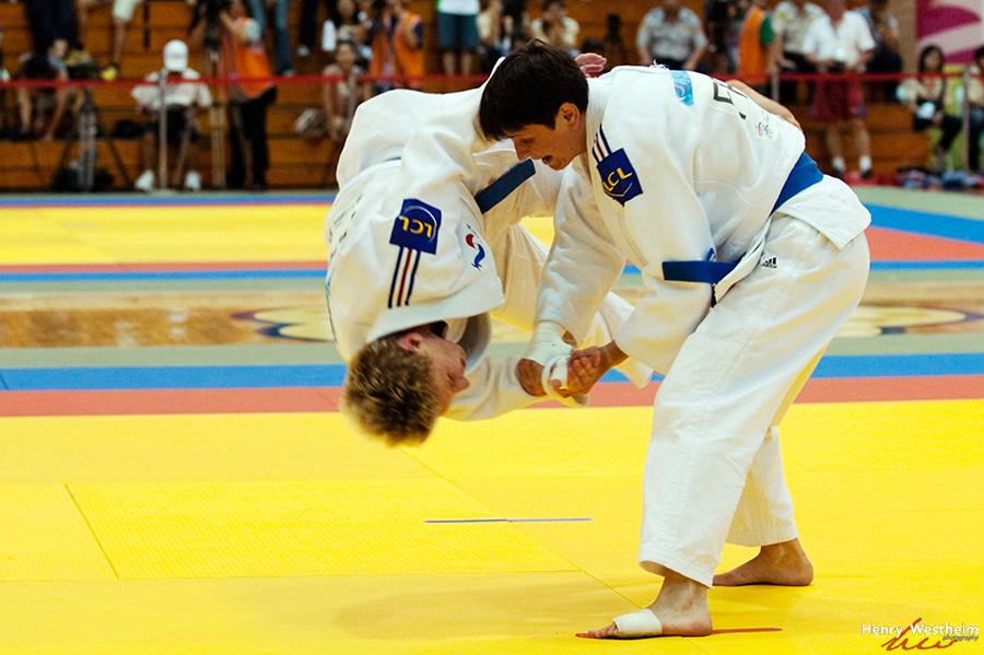Ju-jitsu duo Womens match
