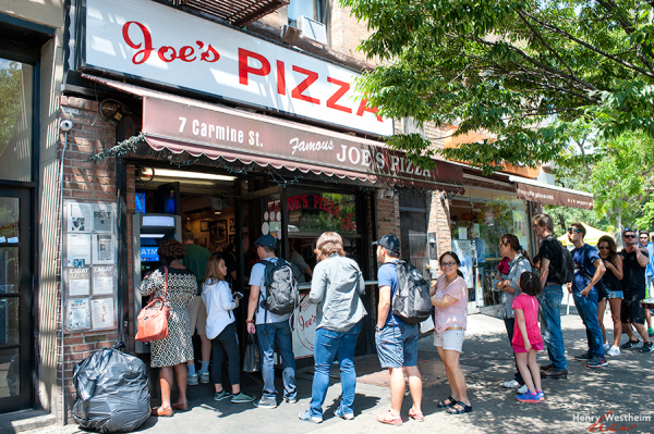 Joe's Pizza, Greenwich Village, New York City