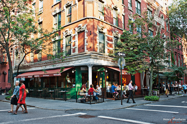 The West Village, Greenwich Village, New York City