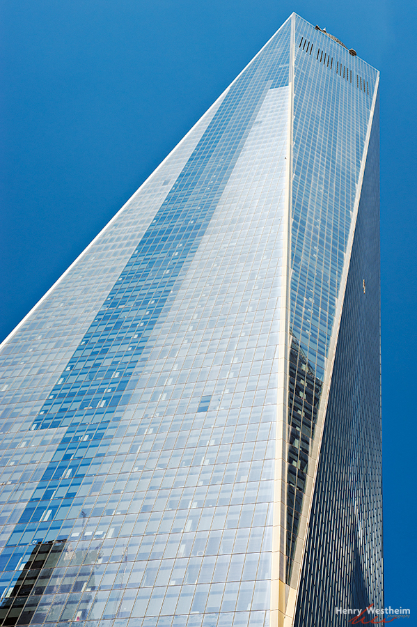 Freedom Tower, One World Trade Center, NYC